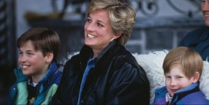 Lili's middle name is a tribute to Prince Harry's mother, Princess Diana