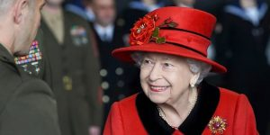 Queen Elizabeth II was nicknamed Lilibet by her grandfather King George V